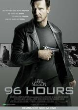 96 Hours - Poster