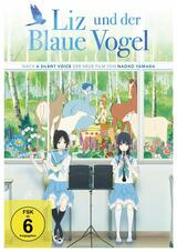 Liz und der Blaue Vogel - Poster