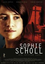 Sophie Scholl - Die letzten Tage - Poster