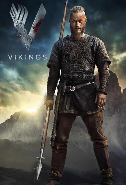 Vikings mit Travis Fimmel