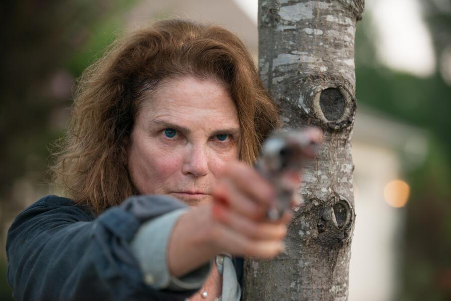 Tovah Feldshuh in The Walking Dead