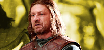 Sean Bean als Ned Stark in Game of Thrones