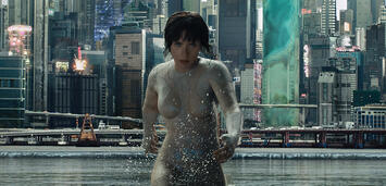 Bild zu:  Ghost in the Shell