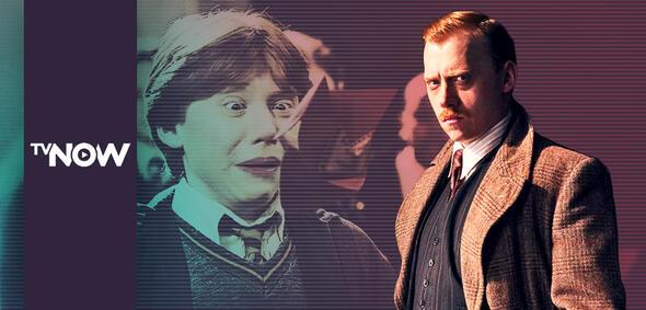 Rupert Grint damals und heute: Harry Potter und Die Morde des Herrn ABC