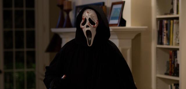 Maskenball Scream Serie Neue Ghostface Maske Endlich Enthüllt