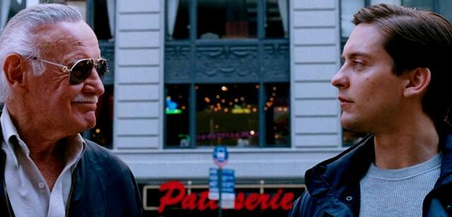 Ein Peter Parker, wie er Stan Lee gefällt