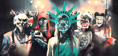 The Purge 3: Election Year