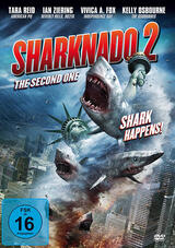 Sharknado 2: The Second One - Poster