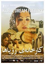 Traumfabrik Kabul - Poster