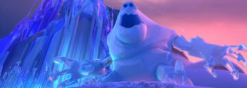 Marshmallow in Die Eiskönigin