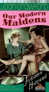 Moderne Mädchen - Poster
