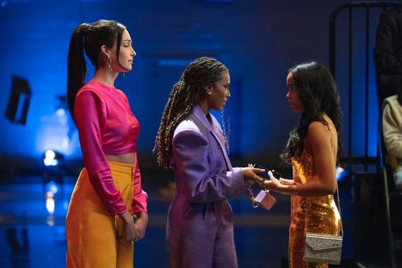 Gossip Girl, Gossip Girl - Staffel 1 mit Whitney Peak, Zion Moreno und Savannah Lee Smith