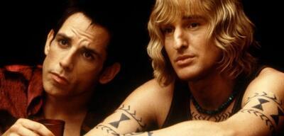 Ben Stiller & Owen Wilson in Zoolander
