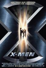X-Men - Der Film Poster