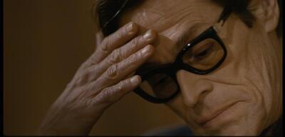 Willem Dafoe als Pasolini