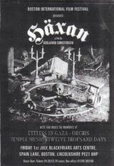 Die Hexe - Poster