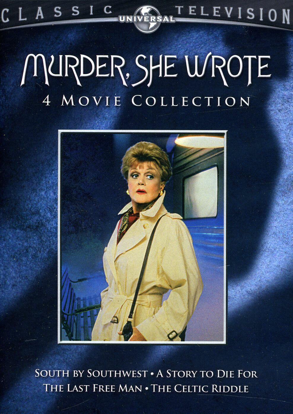 Mord ist ihr Hobby - Eine Zeugin verschwindet
