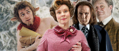 James McAvoy, Imelda Staunton, Bill Nighy und Jim Broadbent