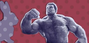 Bild zu:  Hulk