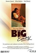 The Big Easy - Der Große Leichtsinn Poster