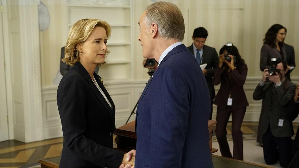 Madam Secretary Staffel 5