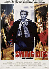 Swing Kids - Poster
