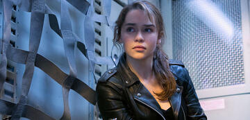 Emilia Clarke in Terminator 5