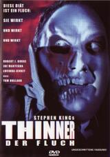 Stephen King's Thinner - Der Fluch - Poster