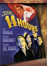 Vierzehn Stunden - Poster