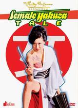Female Yakuza Tale - Poster