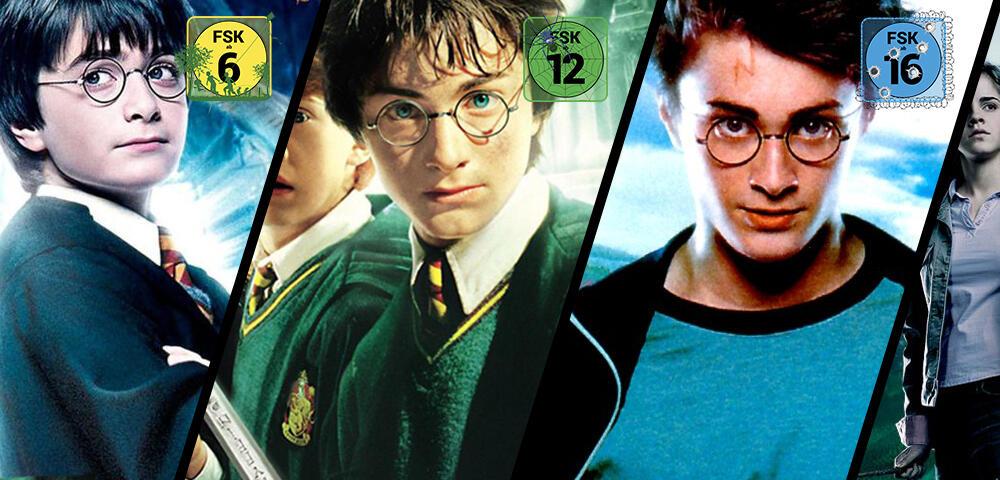 Harry Potter Fsk 16