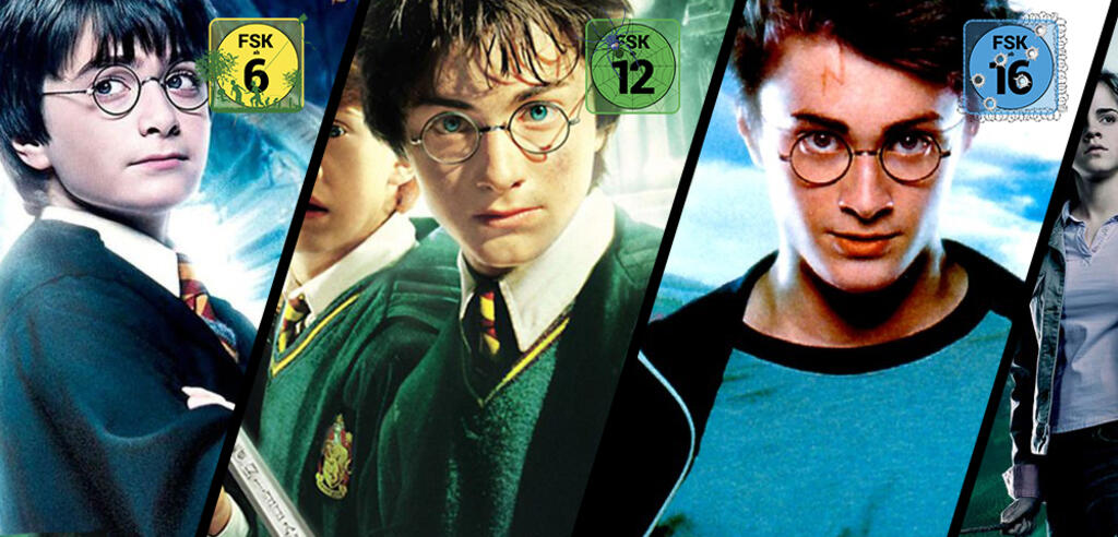 Diverse Harry Potter-Filme