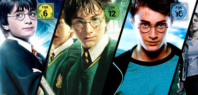 Diverse Harry Potter-Filme