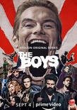 The boys season 2 poster homelander