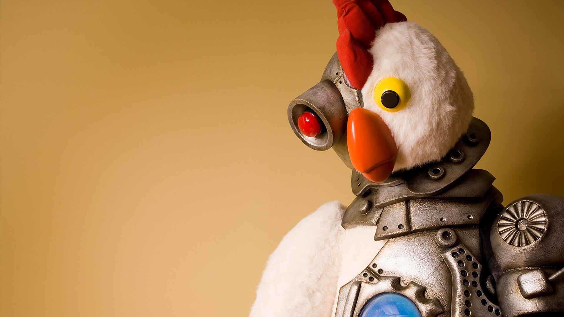 Robot Chicken Stream