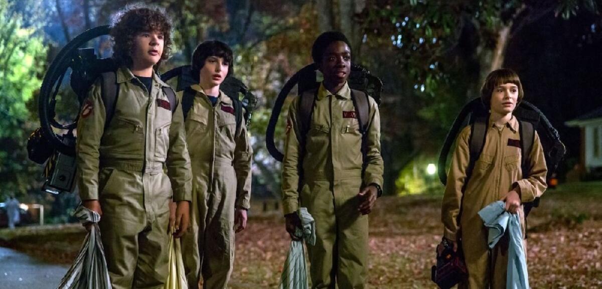 Stranger Things Staffel 2 Cast
