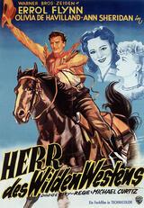 Herr des Wilden Westens - Poster