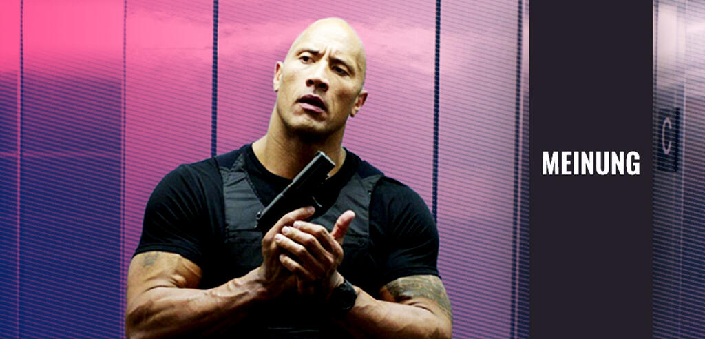 Dwayne Johnson in Central Intelligence - heute bei RTL