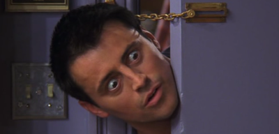 Die bessere Serie: Matt LeBlanc als Joey in Friends