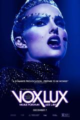 Vox Lux - Poster