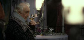 David Ryall als Elphias Doge in Harry Potter