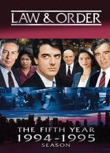 Law & Order: New York - Staffel 5 - Poster