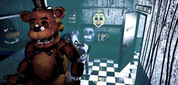 Bild zu:  Five Nights at Freddy's wird größer