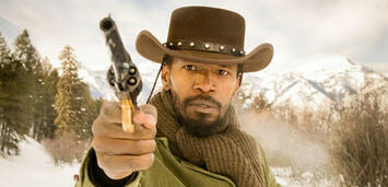 Bild zu:  Jamie Foxx in Django Unchained