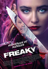 Freaky - Poster
