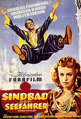Sindbad, der Seefahrer - Poster