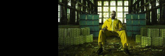 Breaking bad season 5 banner
