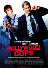 Hollywood Cops - Poster