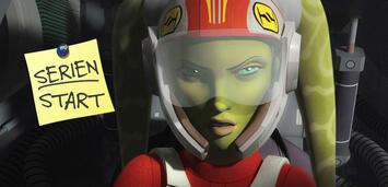 Bild zu:  Star Wars Rebels, Staffel 4