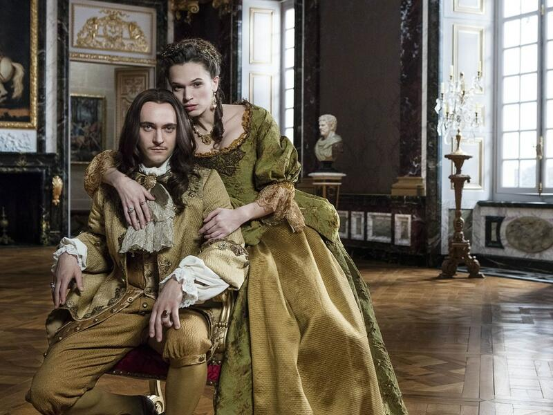 Versailles Staffel 2
